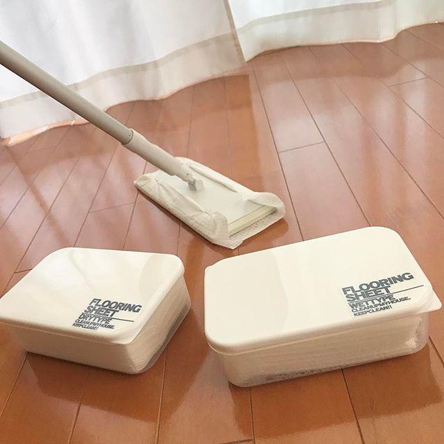【ダイソー】タッパーは掃除用品としても使えます