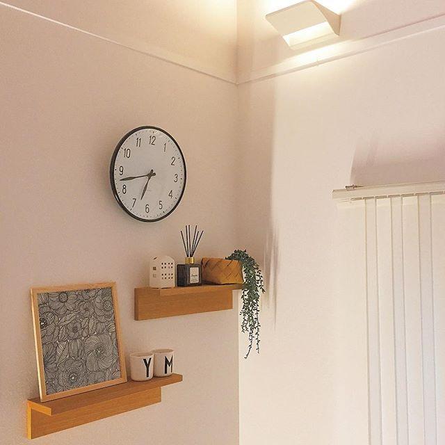無印良品 壁に付けられる家具4