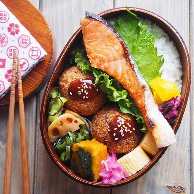 コロッケ お弁当レシピ2