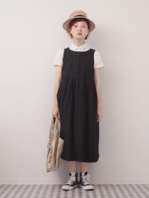 レトロファッション《ワンピーススタイル》3