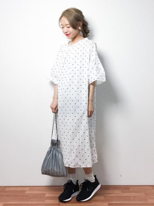 レトロファッション《ワンピーススタイル》4