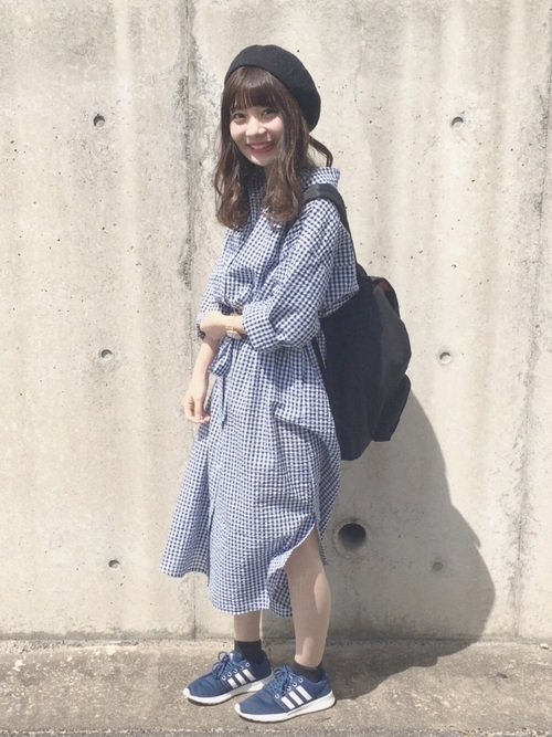 ギンガムチェックシャツ・ブラウス21