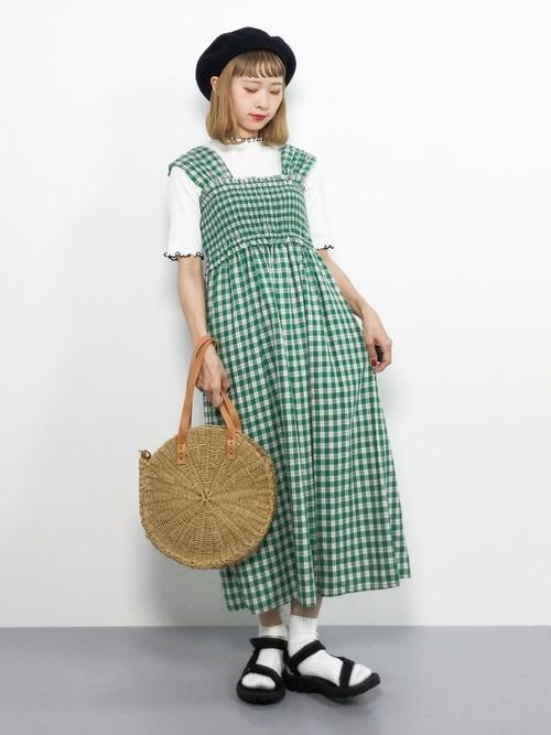 レトロファッション《ワンピーススタイル》8