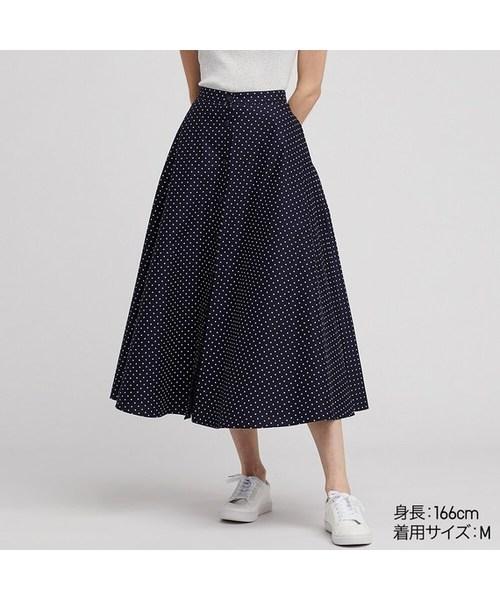 ユニクロ プチプラ スカート14