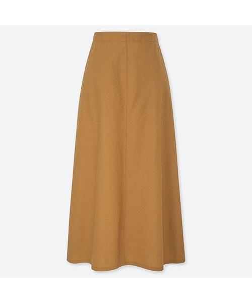 ユニクロ プチプラ スカート5
