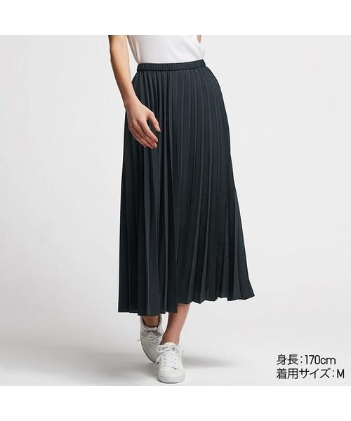 ユニクロ プチプラ スカート11