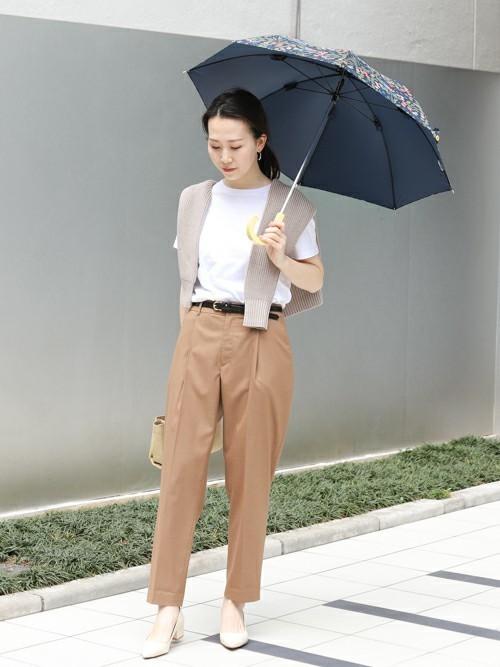 [URBAN RESEARCH] korko ショートスライド晴雨兼用長傘