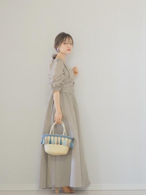 レトロファッション《ワンピーススタイル》9