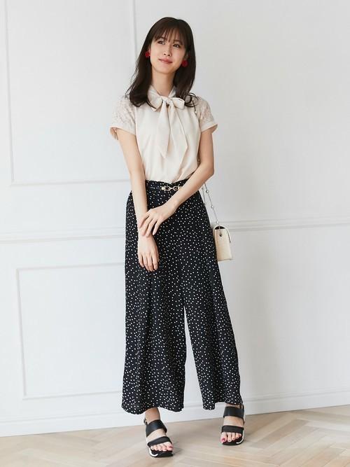 レトロファッション《パンツスタイル》6