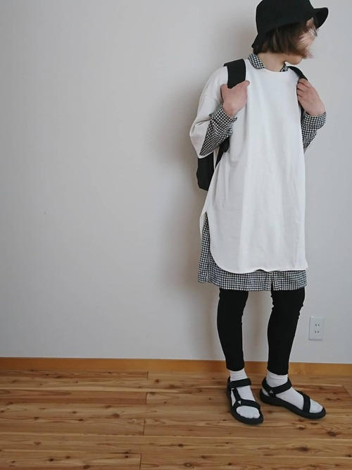 ギンガムチェックシャツ・ブラウス19