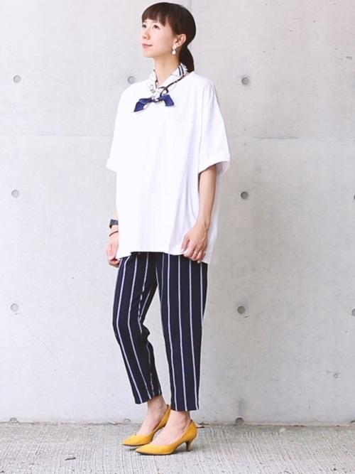 レトロファッション《パンツスタイル》4