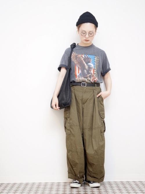レトロファッション《パンツスタイル》2