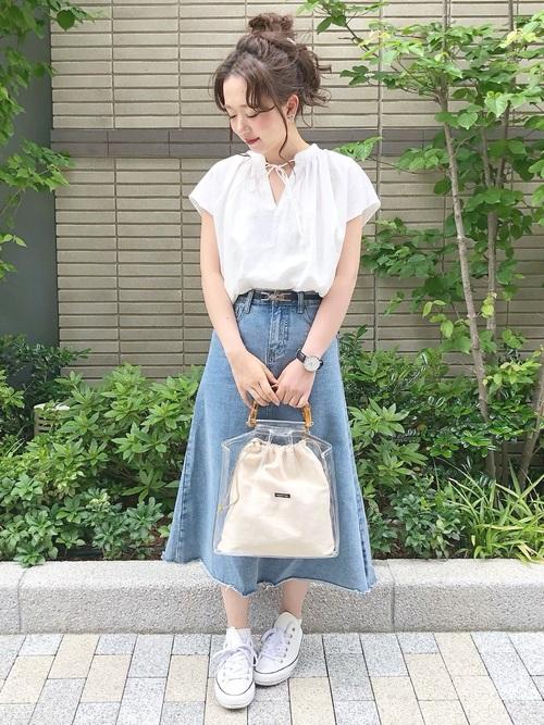 レトロファッション《プチプラスタイル》11
