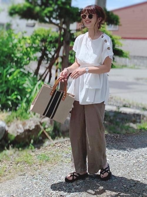 レトロファッション《プチプラスタイル》8