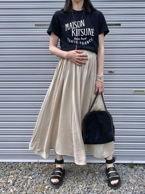 レトロファッション《スカートスタイル》2