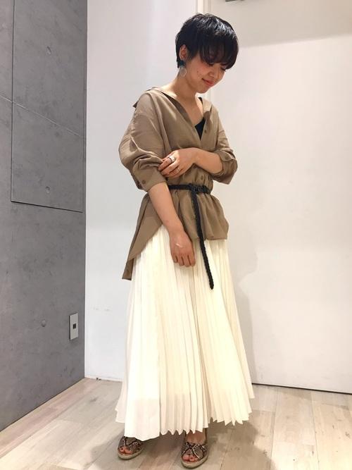 [LEPSIM] アソートプリーツスカート