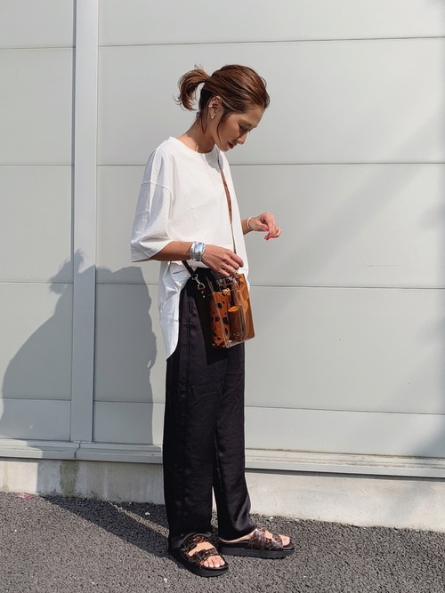 1[BEAUTY&YOUTH UNITED ARROWS] <6(ROKU)>SATIN PANTS 2/パンツ