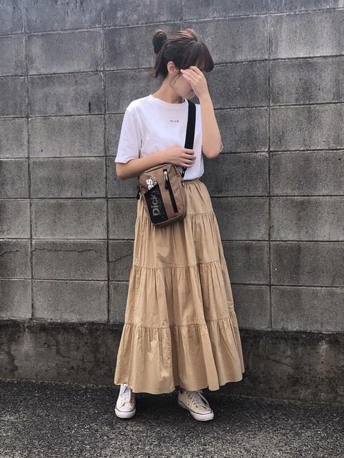 GUスカート×大人女子2