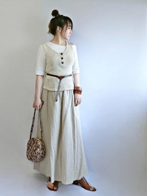 GUのスカート4