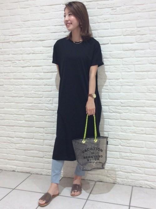 [BARNYARDSTORM] BARNYARDSTORM / 【otonaMUSE6月号掲載】PVCサンダル
