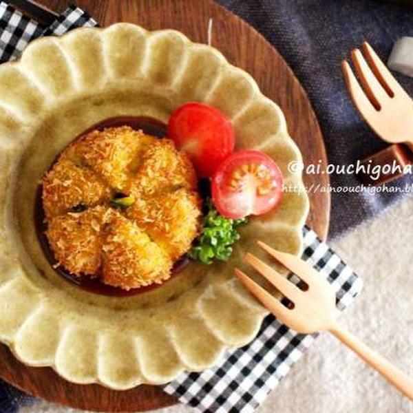 かぼちゃ 簡単料理 揚げ物3