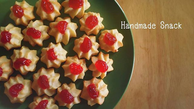 簡単 お菓子 クッキー3