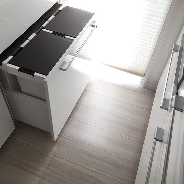 北東のキッチンにおすすめアイテム①蓋つきのゴミ箱 風水2