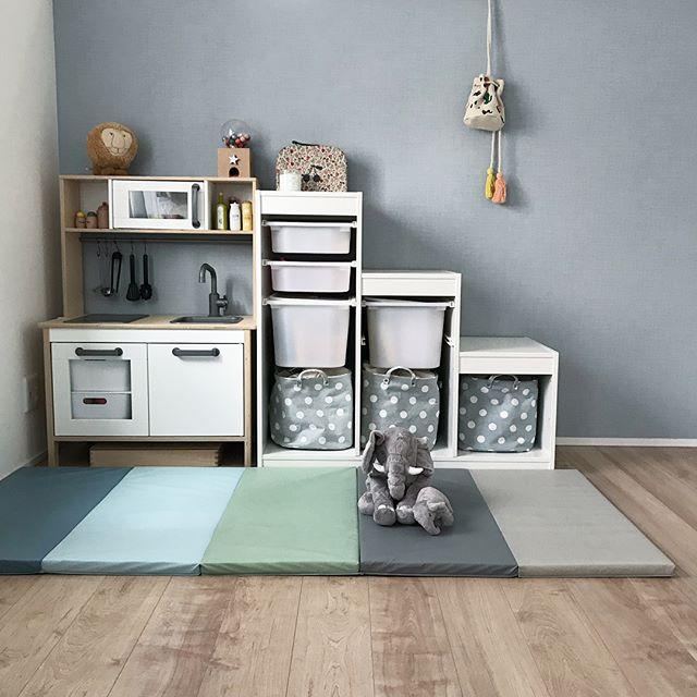 キッズルーム IKEA16