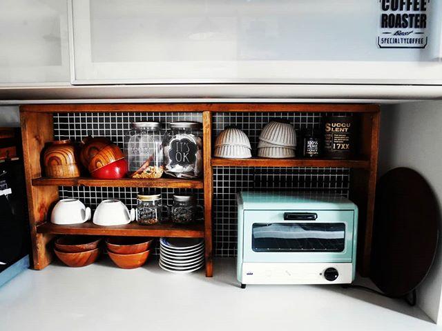 トースターのある空間