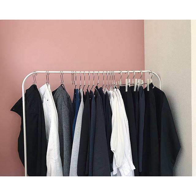 2DKの洋服収納4