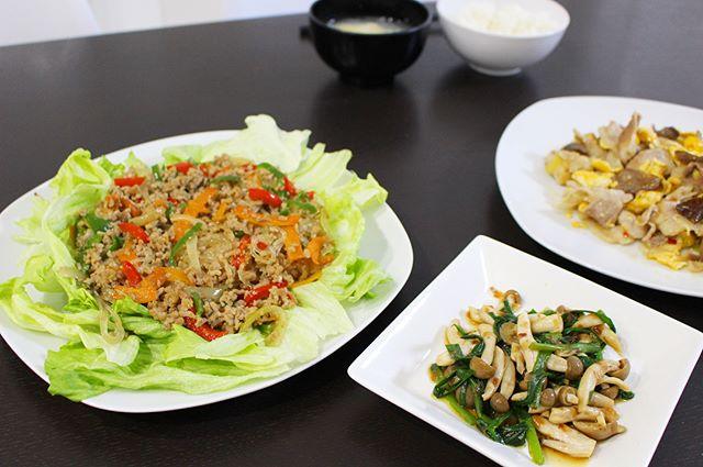 中華 献立 麺物6