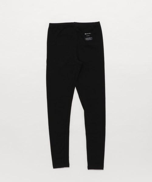 [GREEN BOWL] Born Bare Jersey Full Length Leggings/ボーン ベア ジャージー フル レングス レギンス2