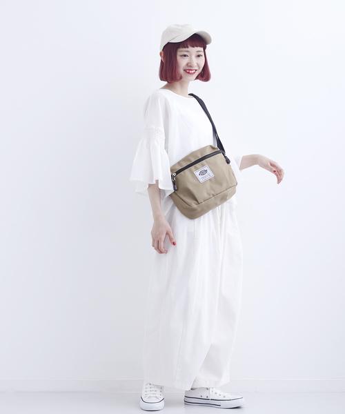 [merlot] 【Dickies/ディッキーズ】merlot別注ミニショルダーバッグ8002/000-2698