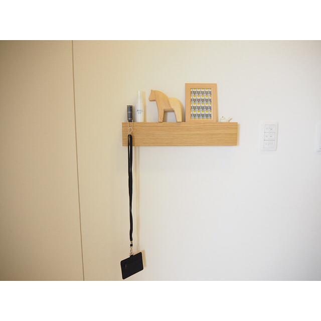 無印良品 壁に付けられる家具14