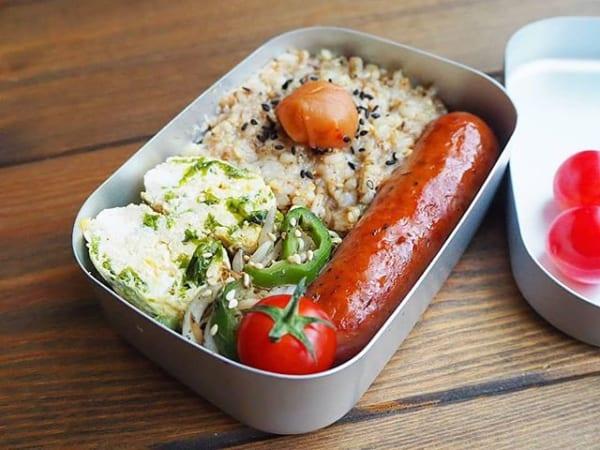 玄米ご飯弁当