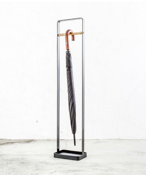 [sarasa design store] b2c アンブレラハンガー/傘立て|ウッドバータイプ