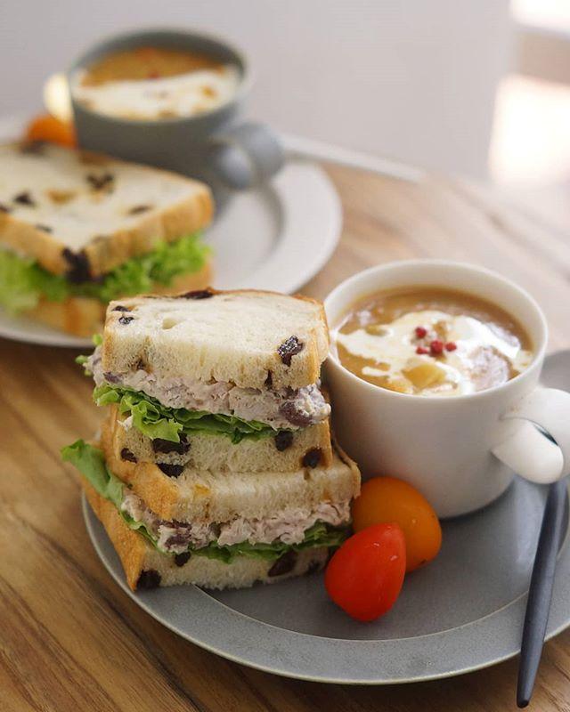ツナを使ったレシピ《サンドイッチ》6