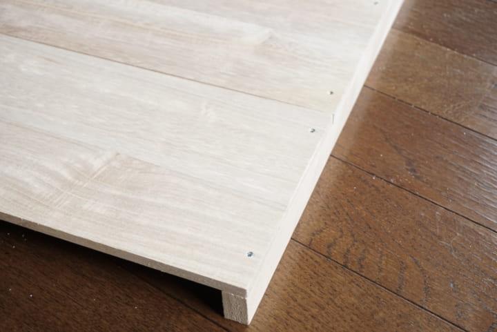 セリア 木材 DIY3