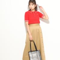 《ポロシャツ》がおしゃれ上級者のマストアイテム!お手本コーデ15選