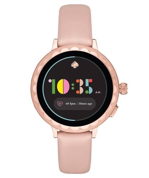 [WATCH STATION INTERNATIONAL] 【タッチスクリーンスマートウォッチ】scallop smartwatch 2 KST2009