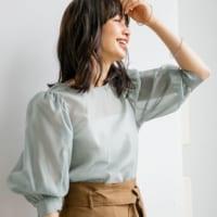 さりげなくセクシーを纏って♡大人の女性におすすめしたい「シアーアイテム」10選!