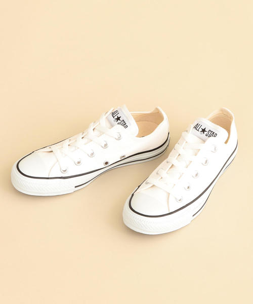 [BEAUTY&YOUTH UNITED ARROWS] <CONVERSE(コンバース)>∴ALL STAR LOW オールスター スニーカー:
