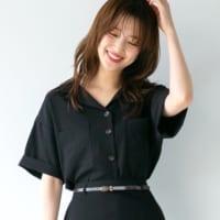 【レディース】夏のシャツコーデ48選!大人女子におすすめのきれいめな着こなし術