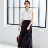 黒スカートの夏コーデ50選!重く見えないコツを知っておしゃれに着こなそう♪