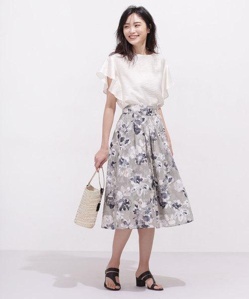 好印象コーデ スカートスタイル