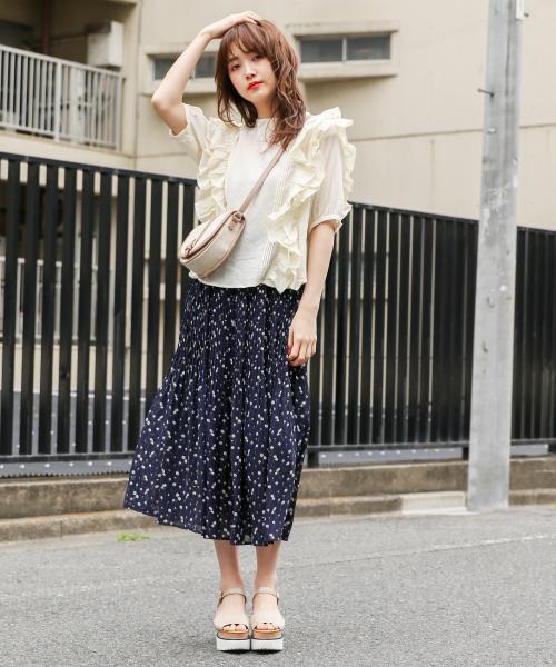 かわいいといえばやっぱりスカート♡2
