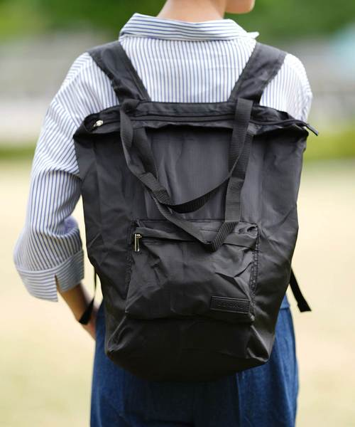 [GIORDANO] [GIORDANO]パッカブルトートバッグ