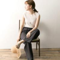毎日穿きたいイージーパンツ♡今年らしいコーディネート術15選
