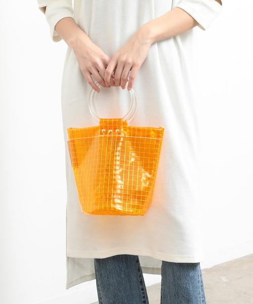 [ADAM ET ROPE'] 【The Container Shop 】CIRCLE BAG(M)