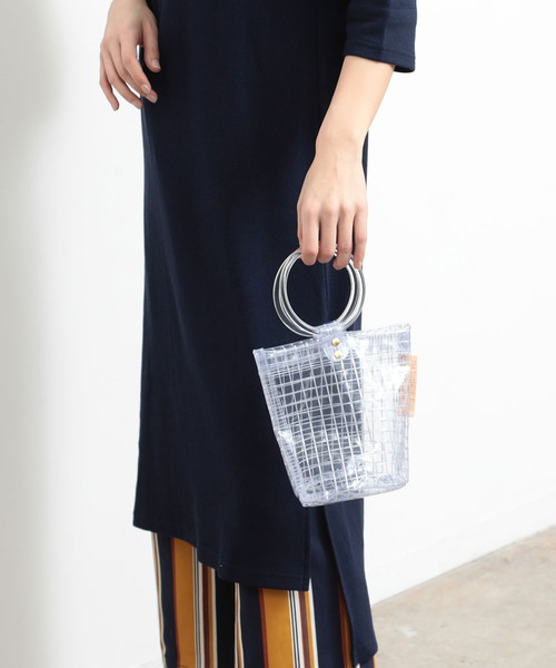 [ADAM ET ROPE'] 【The Container Shop】CIRCLE BAG(S)